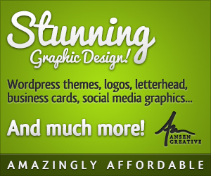 Stunning, affordable web design!  Visit AnsenCreative.com.